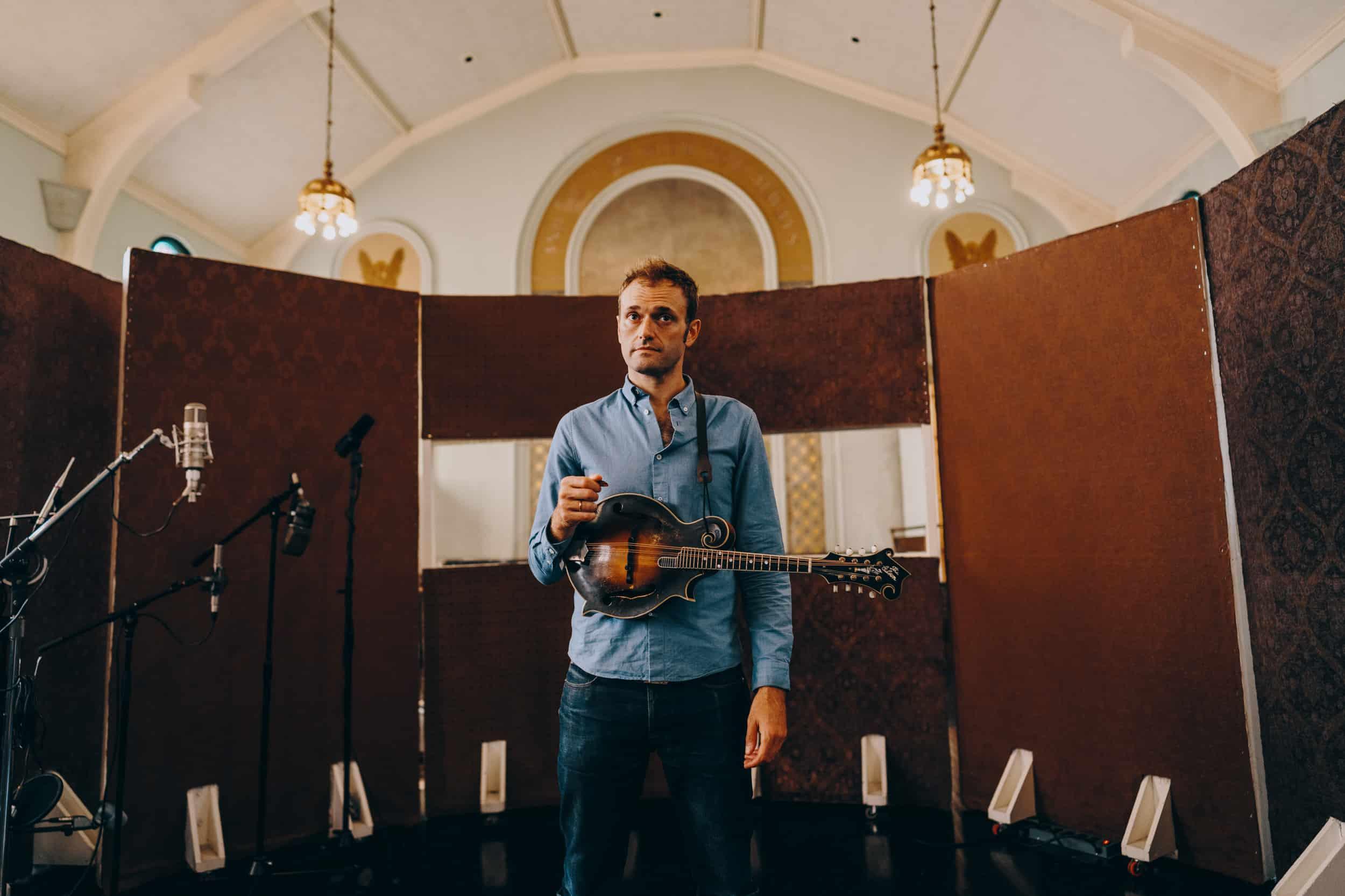 Chris Thile | Credit Josh Goleman